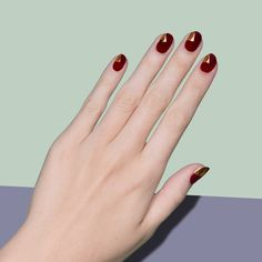 Have you discovered your nails lack of some modern nail art? Yes, lately, many girls personalize their nails with lovely … Sns Nails Colors, Toe Nail Color, Nail Polish Colors, Nail Designs Spring, Simple Nail Designs, Nail Art Designs, Nails Design, Holiday Nails, Christmas Nails