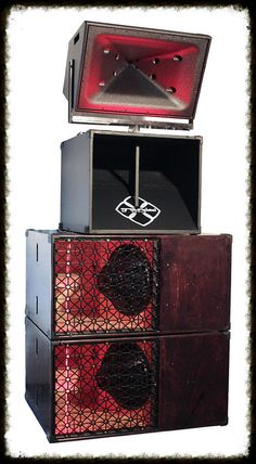 Grounded Sound System High End Speakers, Horn Speakers, Music Speakers, Monitor Speakers, High End Audio, Hi Fi System, Audio System, King David, Dj Booth