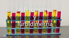 El Bioanalista: Turbidimetría y Nefelometría