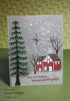 Canada Goose womens sale price - 1000+ images about Memory Box Holiday Cards on Pinterest ...