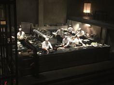 Shanghai: 12-17 aprile 2016, ristorante Shiratori