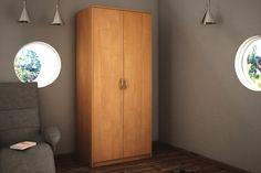Klasická 2-dverová skriňa VILMA s 5-timi vnútornými policami a 1 vešiakovou tyčou. V prevední jelša, k dispozícií máte ďalších 6 farebných prevedení na výber. #byvanie #domov #nabytok #skrine #klasickeskrine #modernynabytok #designfurniture #furniture #nabytokabyvanie #nabytokshop #nabytokainterier #byvaniesnov #byvajsnami #domovvashozivota #dizajn #interier #inspiracia #living #design #interiordesign #inšpirácia Thing 1, Jelsa, Armoire, Furniture, Home Decor, Clothes Stand, Decoration Home, Closet, Room Decor