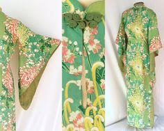 Vintage Rayon Pake Muu Tropicana Hawaiian by ModLoungeVintage, $129.00