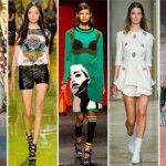 Fashion Trends // Dalla Settimana della Moda Milanese alla Primavera 2014