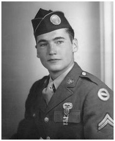 Sgt. William Dukeman. Easy Company, 506th PIR. Killed in Holland on 5 October 1944 by the shrapnel of a rifle grenade.
