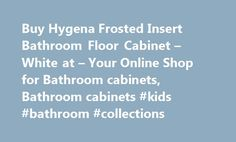 Buy Hygena Frosted Insert Bathroom Floor Cabinet – White at – Your Online Shop for Bathroom cabinets, Bathroom cabinets #kids #bathroom #collections http://bathroom.remmont.com/buy-hygena-frosted-insert-bathroom-floor-cabinet-white-at-your-online-shop-for-bathroom-cabinets-bathroom-cabinets-kids-bathroom-collections/  #bathroom floor cabinet Product Description/Spec Hygena Frosted Insert Bathroom Floor Cabinet – White. Hygena Floor Cabinet offers a variety of shelving compartments, to keep…