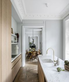 Home Decor Advice Minimalist Neutral London Apartment Tour House Design, Interior, Home, Home Remodeling, London Apartment, Cheap Home Decor, House Interior, Minimalist Kitchen, Home Interior Design