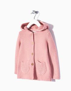 ZIPPY Baby Girl Knitted Jacket #ZYFW16 #5797124 Find it here!