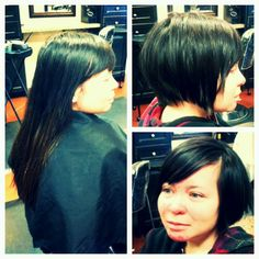 This is the hair style for her! :)  need help finding the haircut that was meant for you? Kacy at Wild Style Salon in Farmington Utah can help you :) book your appointment with her today. 801-451-7789  Want more Pictures? check out Instagram @Wildstylesalonandspa and Facebook https://www.facebook.com/pages/Wild-Style-Salon-Spa/200100025878  -Check out our website WWW.wildstylesalon.com #kacybroderickwildstyle #wildtstylesalon