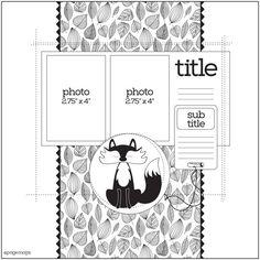 Scrapbook Designs, Scrapbook Sketches, Card Sketches, Scrapbook Pages, Scrapbooking Ideas, Scrapbook Layouts, Bucket List Quotes, Bucket List Life, Bucket Lists