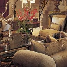 Living Room Interior, Interior Design Living Room, Victorian Living Room, Recliner, Couch, Chair, Design Ideas, Furniture, Home Decor
