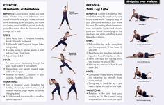 Essentrics Workout Pt. 2