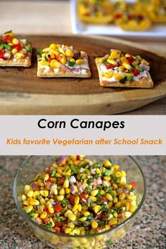 Yummy appetizer ready in no time. #appetizer #vegetarian #corn #cornchaat #afterschoolsnack #kidsfavorite #whatscookingmom