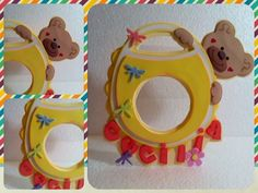 Portafotos Baby Showers, Frames, Ideas, World, Souvenir, Jelly Beans, Souvenirs, Felting, Baby Shower
