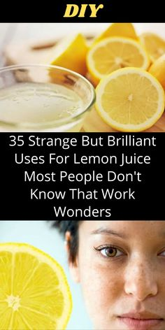 Household Cleaning Tips, House Cleaning Tips, Diy Cleaning Products, Cleaning Solutions, Cleaning Hacks, Lemon Juice Uses, Lemon Uses, Simple Life Hacks, Useful Life Hacks