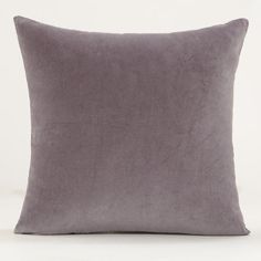 One of my favorite discoveries at WorldMarket.com: Tornado Velvet Throw Pillow