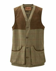 Our line of mens vests, waistcoats and gilets features Alan Paine Compton tweed and Barbour moleskin waistcoats, Beretta and Musto clay shooting vests, Beretta and Schoffel fleece gilets. Tweed Waistcoat, Waterproof Coat, Menswear, Country Fashion, Jackets, Vests, Shopping, Women, Places