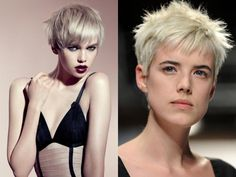 Short Ladies Hairstyles and Haircuts 2012