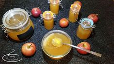 gelée de pommes Liqueurs, Bikinis, Marmalade, Apple Jelly, Dessert Recipes, Kitchens, Gift Ideas, Bikini Swimsuit, Bikini