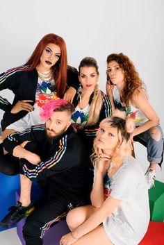 Adidas Originals lança linha que celebra diversidade sexual