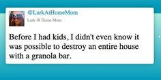 Kids may say the darndest things, but parents tweet about them in the funniest ways. So each week, we round up the most hilarious 140-character quips from moms and dads to spread the joy. Scroll down to read the latest batch and follow @HuffPostParen...