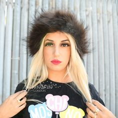 Raccoon Fur Headband       #fur #realfur #raccoonfur #headband #furheadband #neckwarner #furneckwarner #accessory #furaccessory #ladyfashion #ootd #outfit #fashion #furoutfit #furfashion #londonfashion #londonoutfit #womenfashion #womenoutfit #luxury #handmade #luxuryfur #dailylook #dailyoutfit #fashionlady