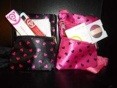For the young lady in your life. A cute little cross body purse with her favorite Mary Kay@play item inside.