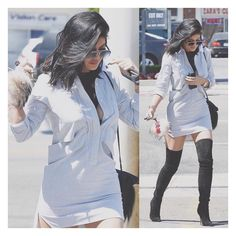 "@kylietwentyfour7 on Instagram: ""Kylie out and about yesterday 