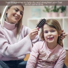 One Step Hair Dryer & Volumizer in - Laveum Hair Dryer Brush, Styling Comb, One Step, Dry Brushing, Wet Hair, Hair Conditioner, Protective Hairstyles, Revlon, Damaged Hair