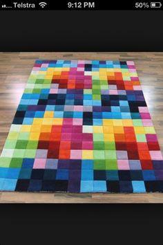 Cool floor mats