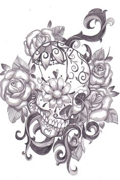 tattoo designs | Skull Candy Tattoo Designs -