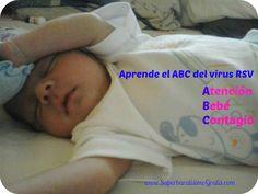 Aprende y protege a tu bebé del virus sincicial respiratorio #ABCsofRSV