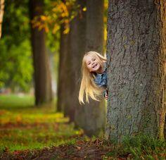Design forest days with children in kindergarten - DIY Kinderfotos