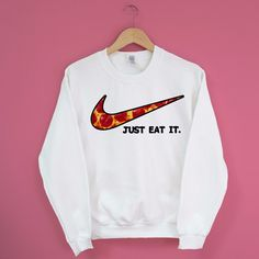 Just Eat It Sweatshirt