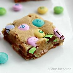 M&M-Cookie-Bars