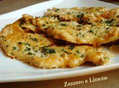 PETTI DI POLLO AL LATTE | Chicken breasts braised in milk | Calling all conscious foodies @ foodiehaven.com