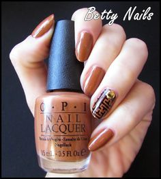 Betty Nails: OPI - A-Piers To Be Tan