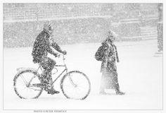 winter dream. Helsinki.