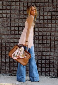 J Brand  Jeans, Hermes  Bags and Zara  Tanks