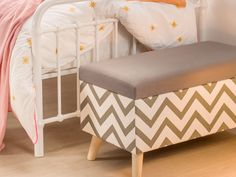 It's easy to create a beautiful kids bedroom with a Mocka Sonata Bed. Mix and match colours, prints and textures to create a look that your child will love. Bedding from Little Yawn.