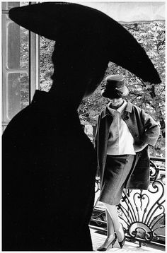 1961   photo by Jeanloup Sieff
