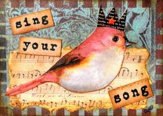Sing Your Song #words to live by #typography #art
