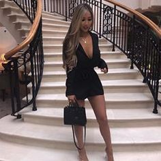 Party dress classy beautiful new Ideas Classy Dress, Classy Outfits, Casual Outfits, Cute Outfits, Black Outfits, Kids Outfits, Day Party Outfits, Night Outfits, Fashion Mode