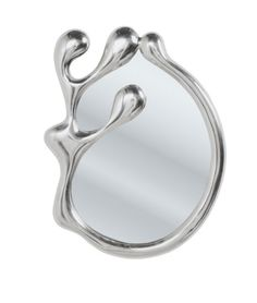 Nuovo Specchio - Drops - Kare Design grigio metallo vetro Kare Design design