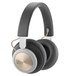 285800a7570 Beoplay Black - Over-ear headphones. Wireless, over-ear headphones with an  emphasis on pure materials and aesthetics. Rich, natural sound and up to 19  hours ...