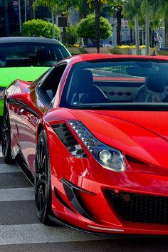 458 Ferrari Italia