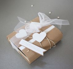 "Emballage cadeau ""Spécial Mariage"""