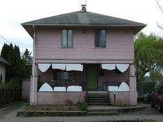 Teeth on a House for Halloween  Slave Lake Dental | Slave Lake, Alberta |  www.SlaveLakeDental.ca  #SlaveLake #Dental #SlaveLakeDental #DentalHumor