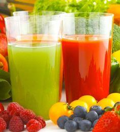 Frutoterapia: Jugos Medicinales…Bebidas Poderosas
