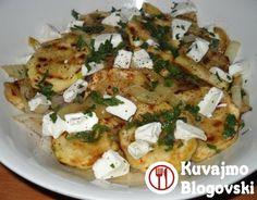 Grill salata - Salate recepti -